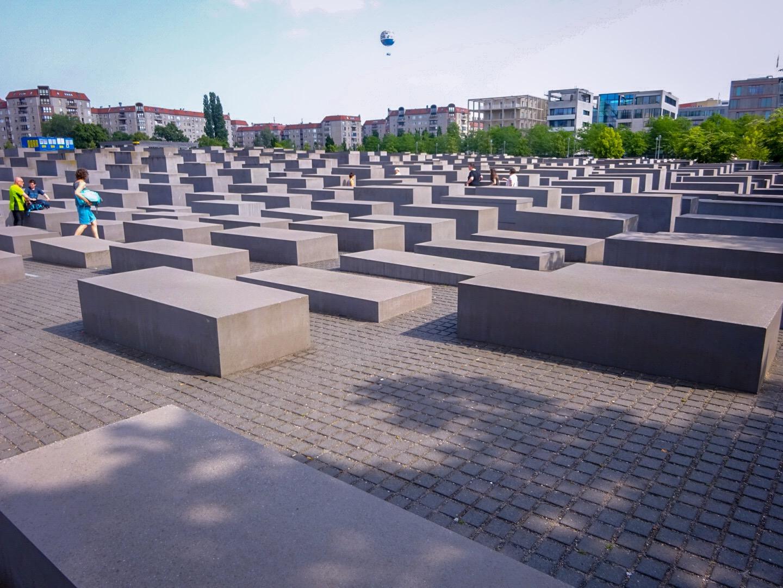 ベルリン【ホロコースト記念碑】