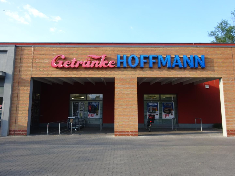 ベルリンのボトルショップ【Getraenke-HOFFMANN】