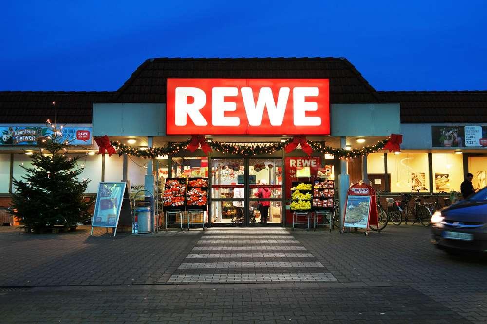 ベルリンのスーパー