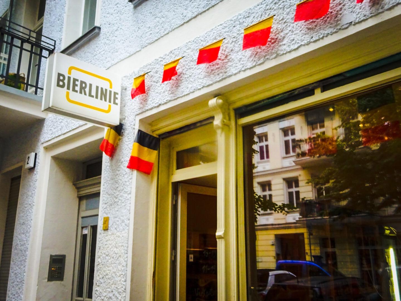 ベルリンのイケてるビールショップ【Bierlinie Biershop】