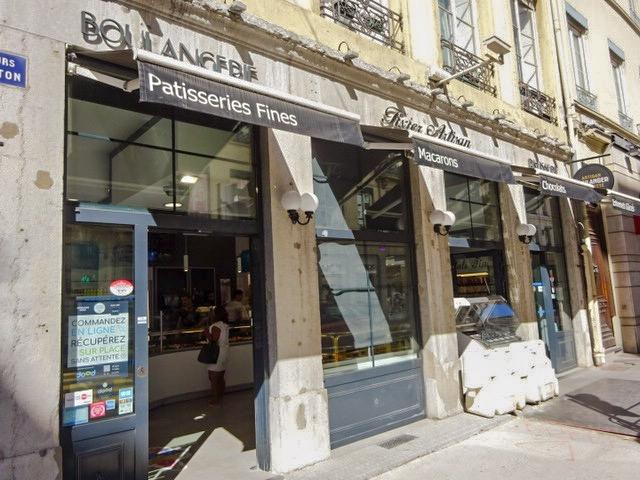 フランス・リヨン【Pâtisserie Tixier】