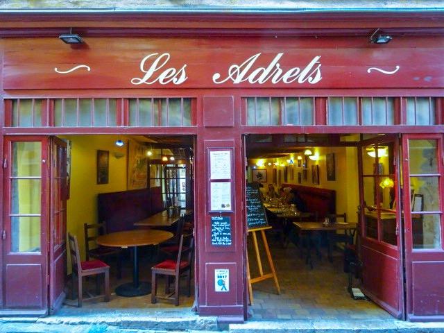 フランス・リヨン【Les Adrets】