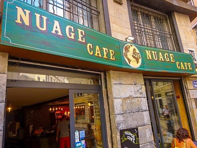 フランス・リヨン【Nuage Cafe】