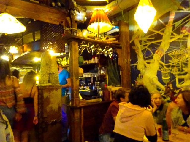 バルセロナ【La Alcoba Azul】