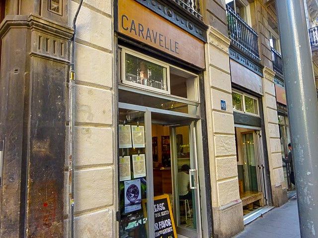 バルセロナ【Caravelle】