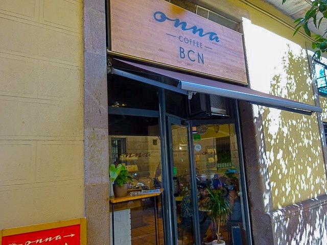 バルセロナ【Onna Cafè】
