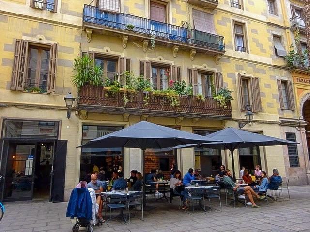 バルセロナ【Federal Café】
