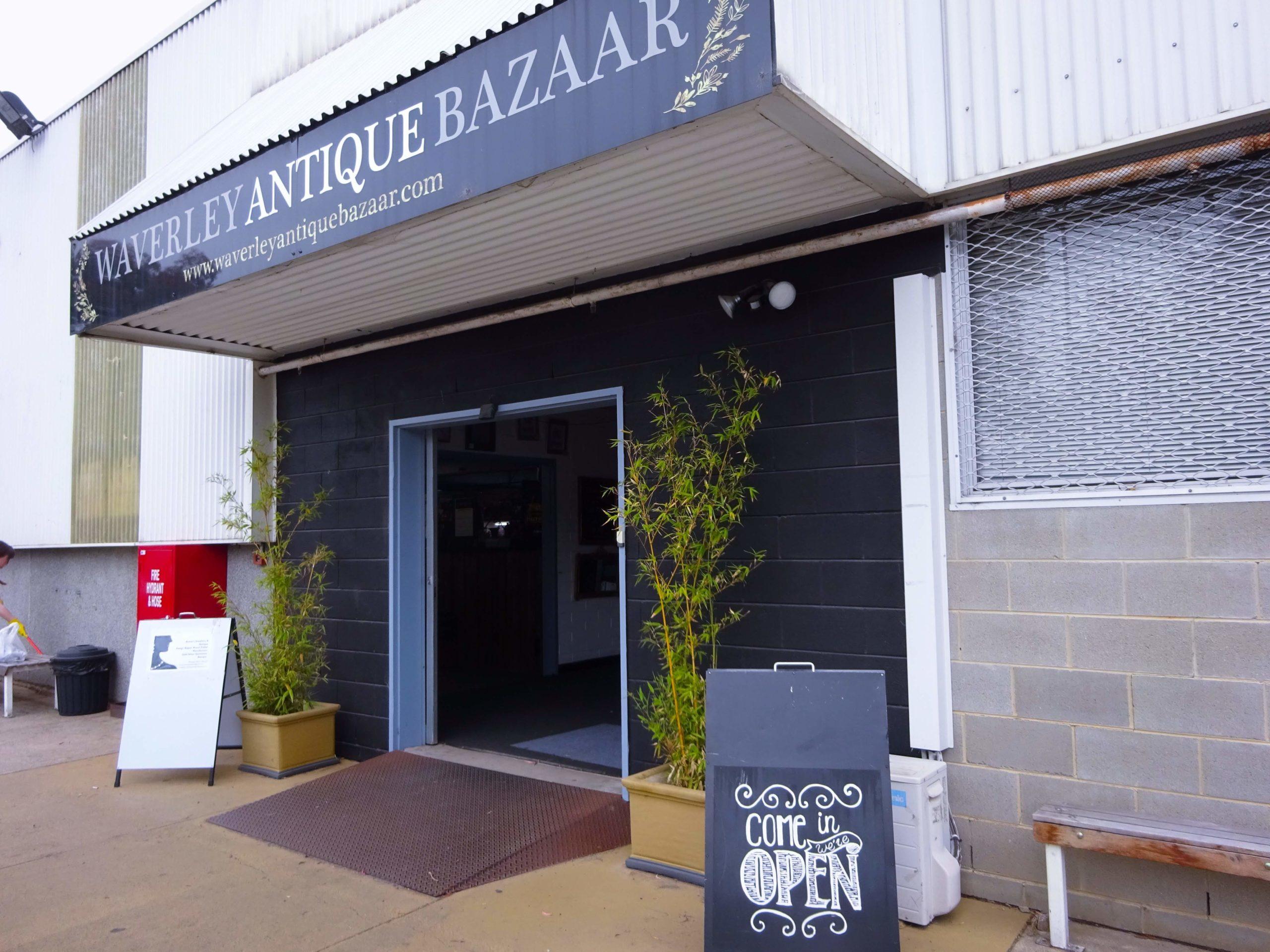 オーストラリア・メルボルン【Waverley Antique Bazaar】