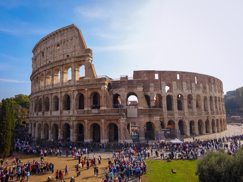 イタリア・ローマ【コロッセオ】