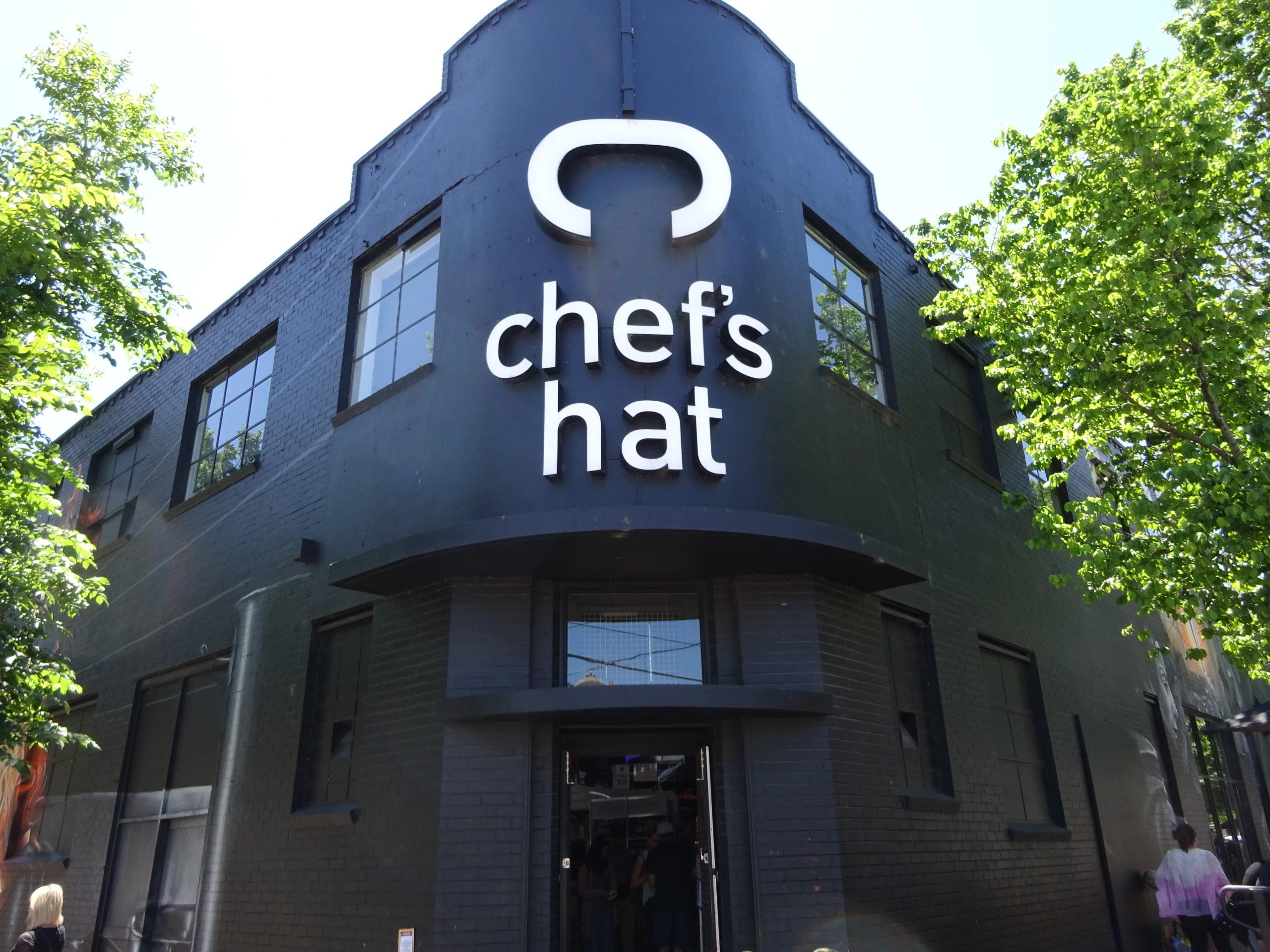 メルボルン【Chef's hat】