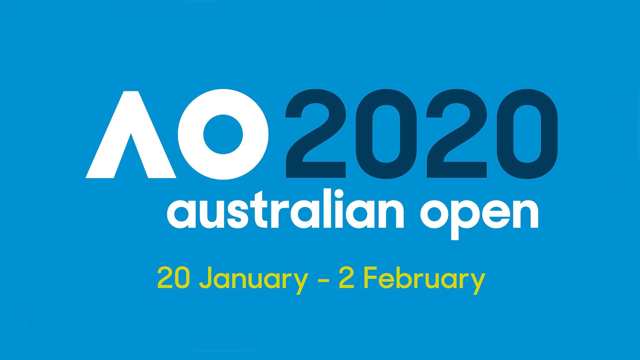 【2020年】全豪オープンテニスの試合結果まとめ