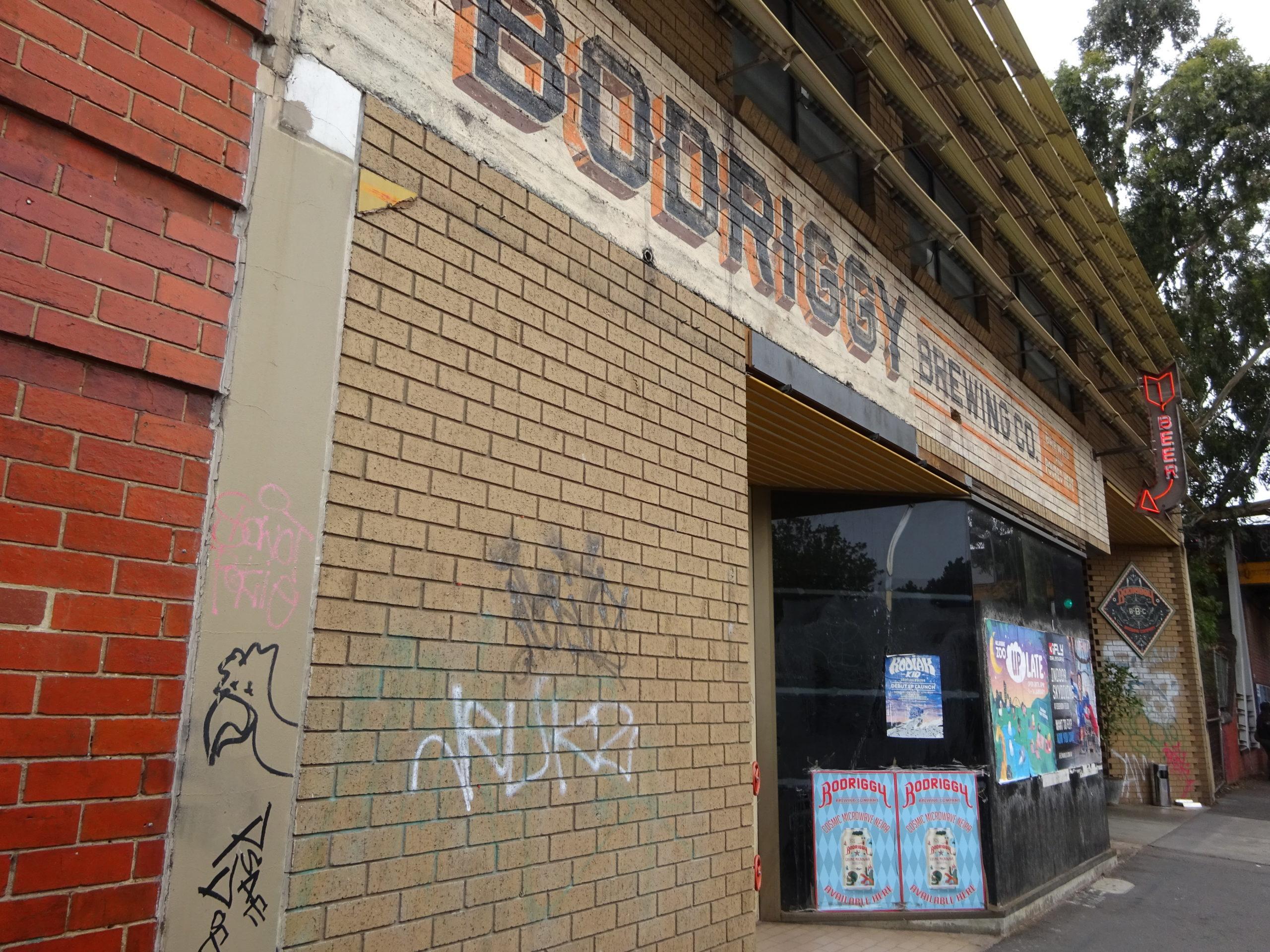 メルボルン【Bodriggy Brewing Company】