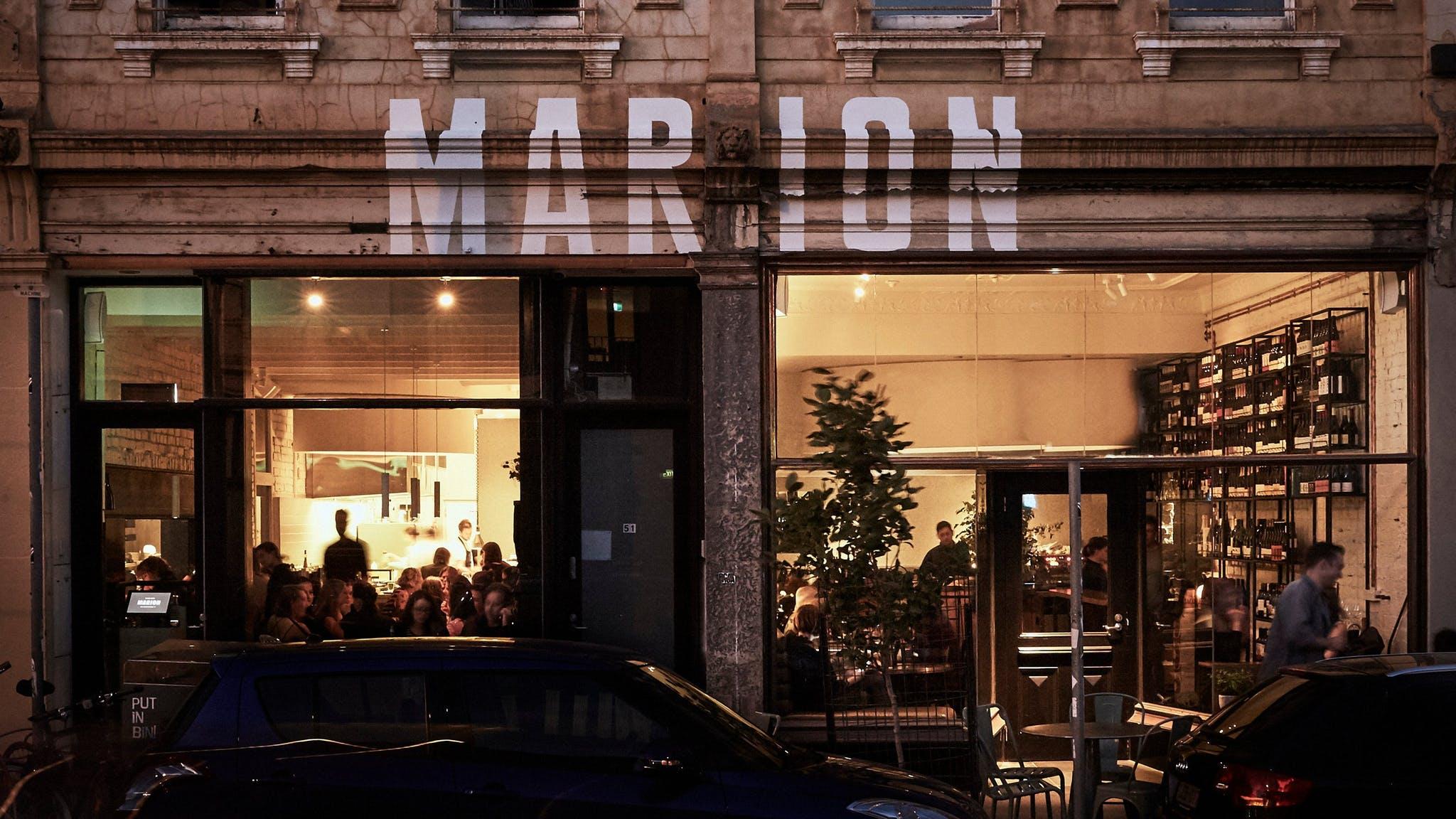 メルボルン・ワインバー巡り6【Marion】最高に大人お洒落なバー