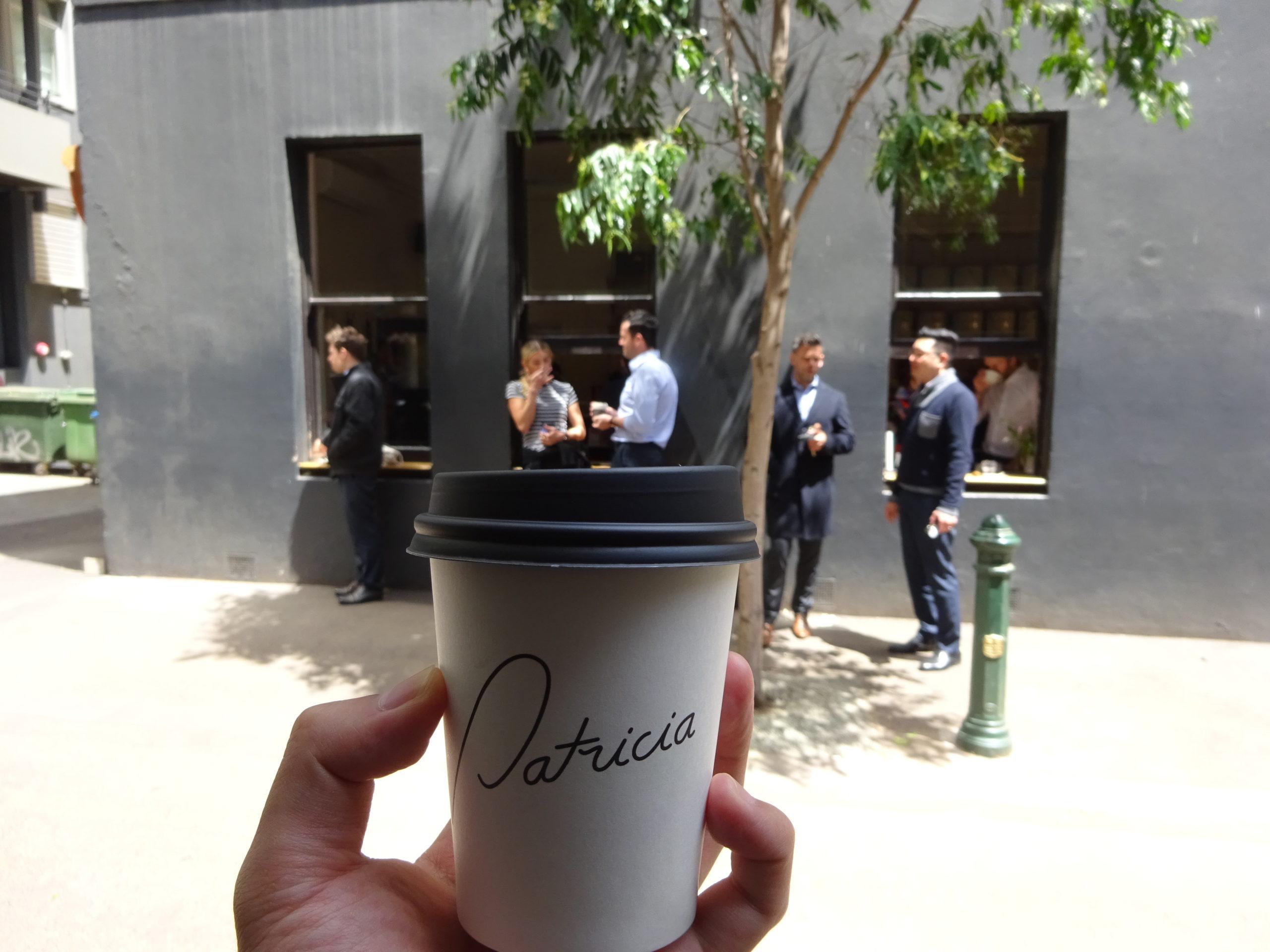 メルボルン【Patricia Coffee Brewers】