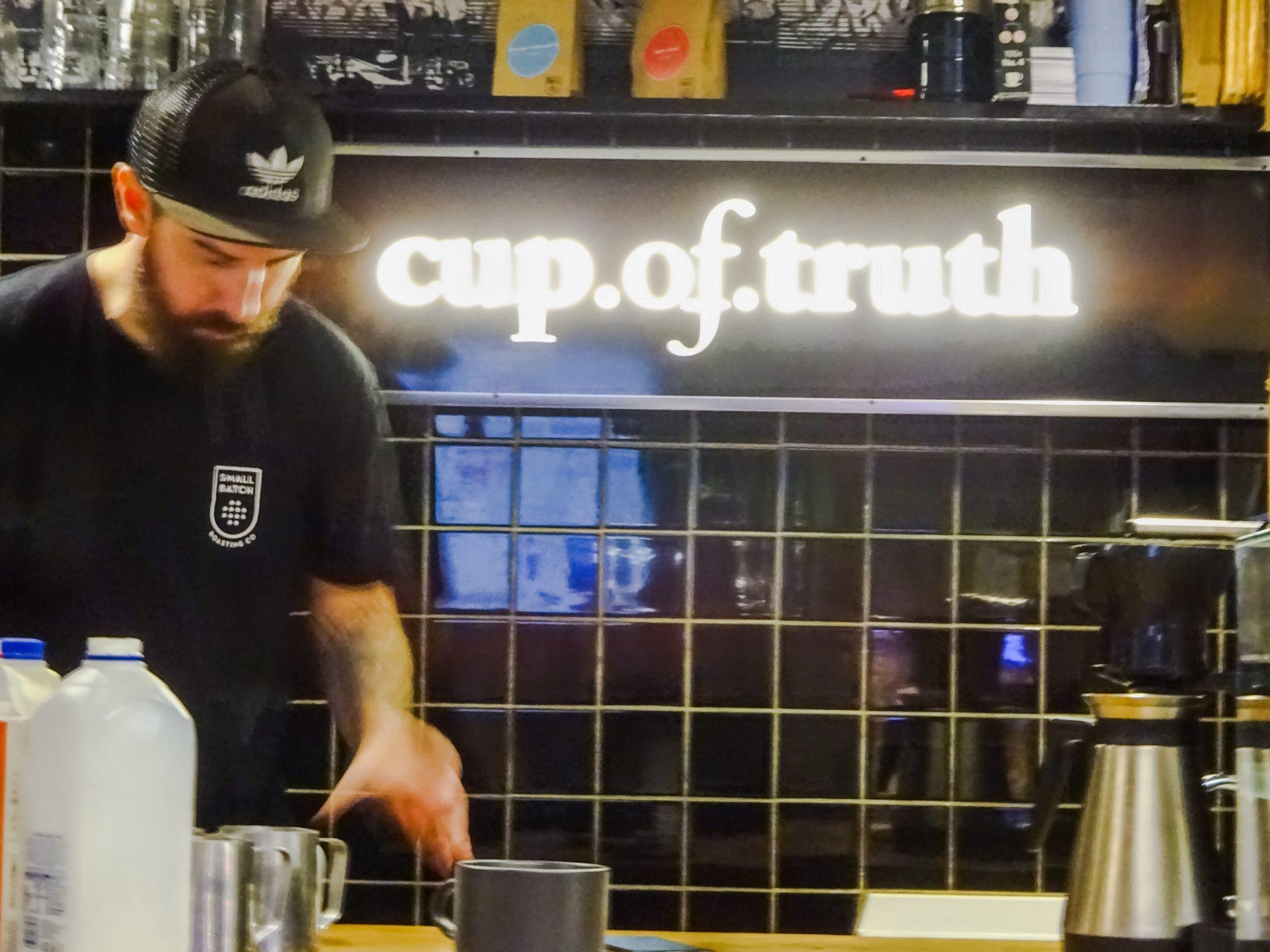 メルボルン【Cup of Truth】