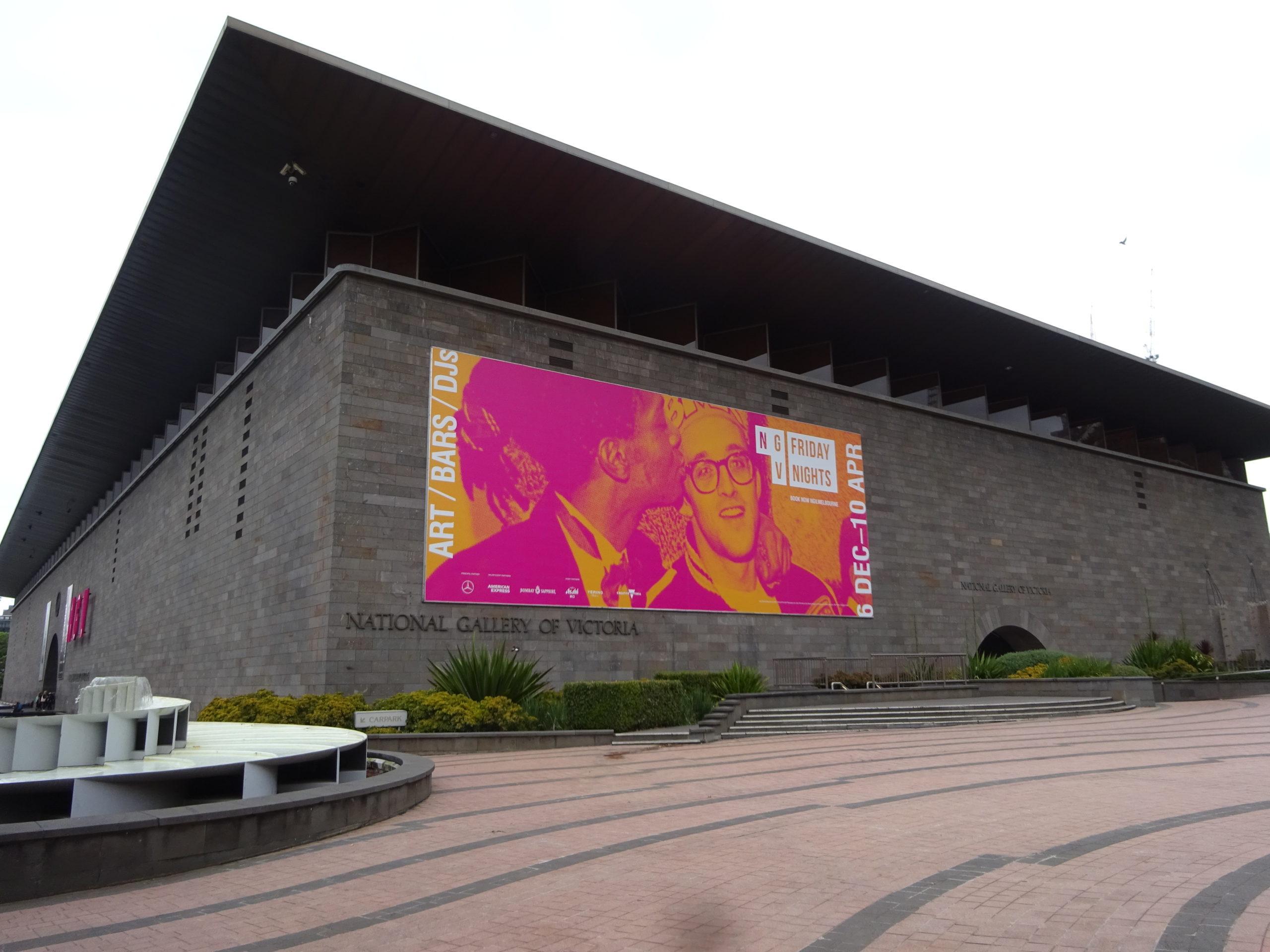 メルボルン【ビクトリア国立美術館(NGV)】