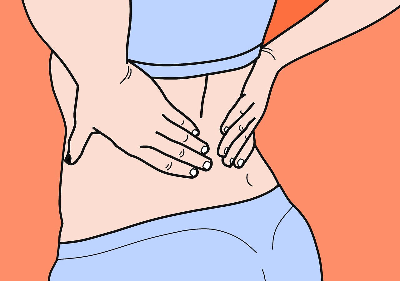 リモートワークで運動不足だとギックリ腰になるかも?ギックリ腰を予防する方法